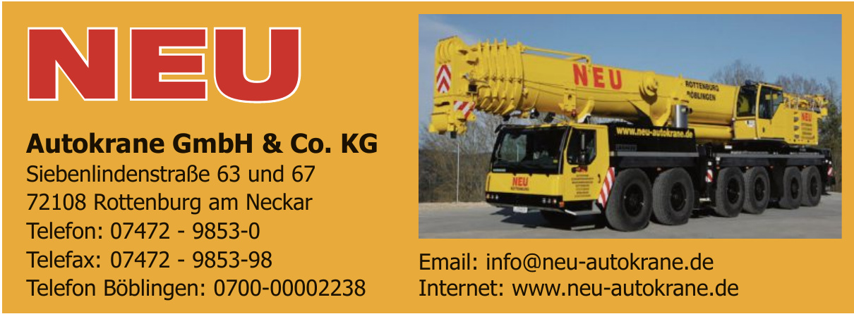 Autokrane GmbH & Co. KG
