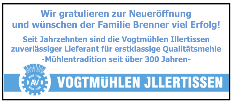 Vogtmühlen Jllertissen