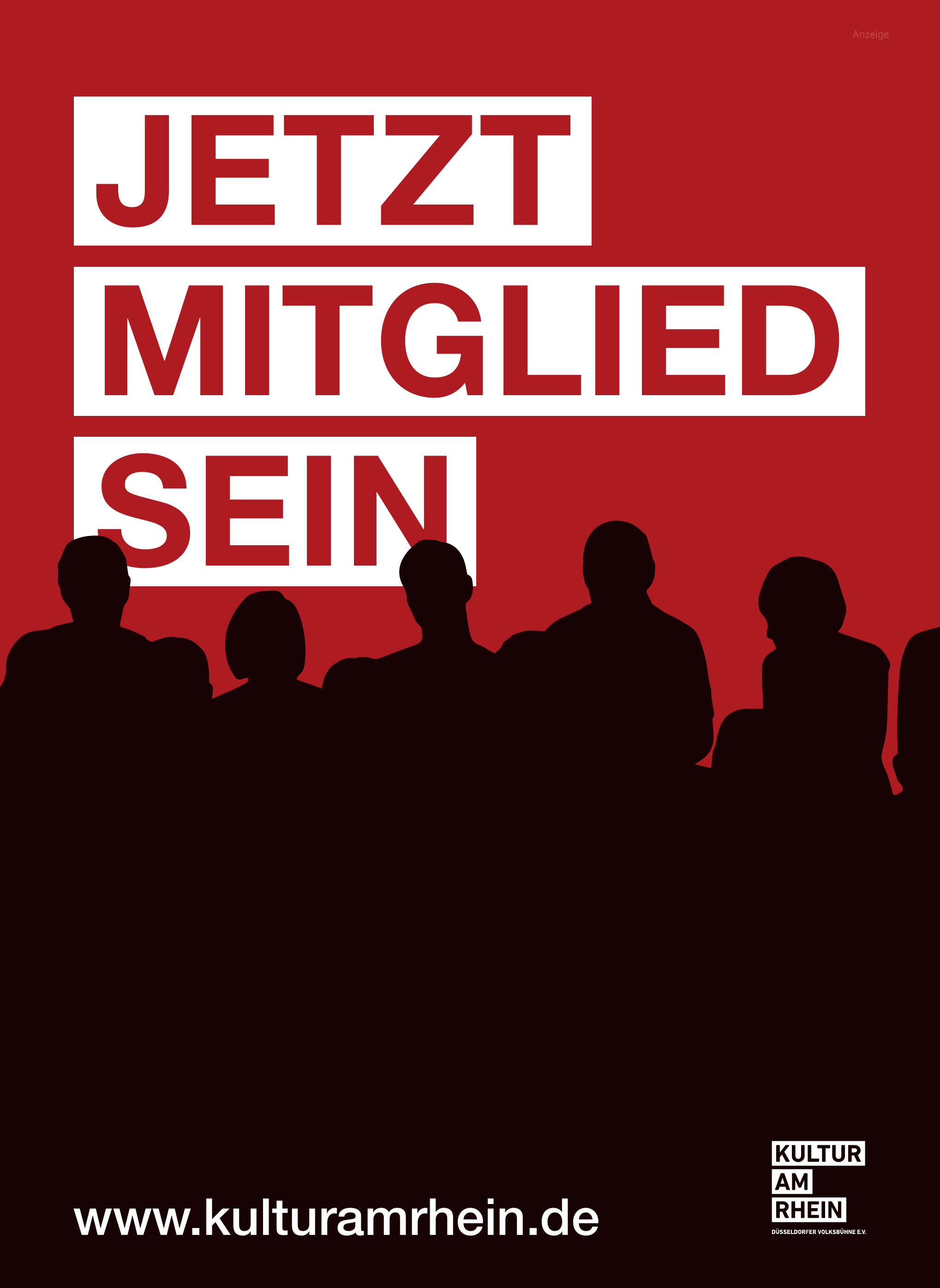 Kultur am Rhein Düsseldorfer Volksbühne e.V.