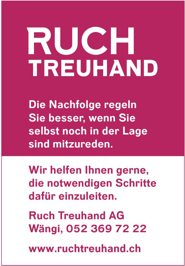 Ruch Treuhand AG