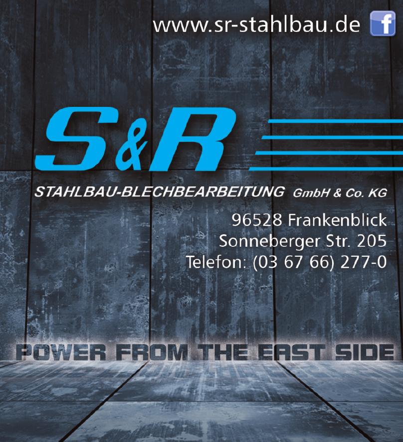 S & R Stahlbau-Blechbearbeitung GmbH & Co. KG