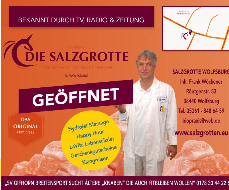 Salzgrotte Wolfsburg