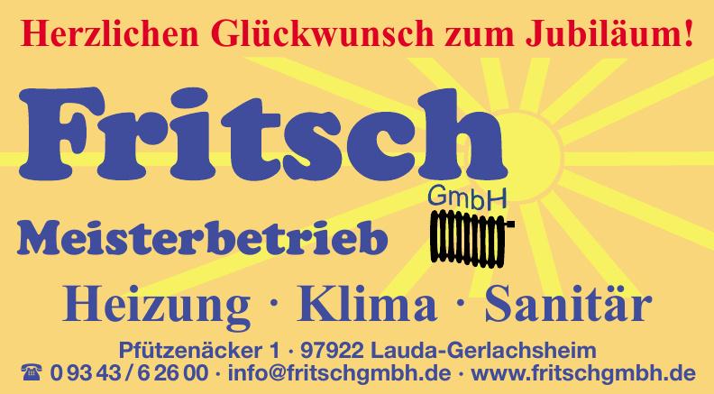 Fritsch Meisterbetrieb