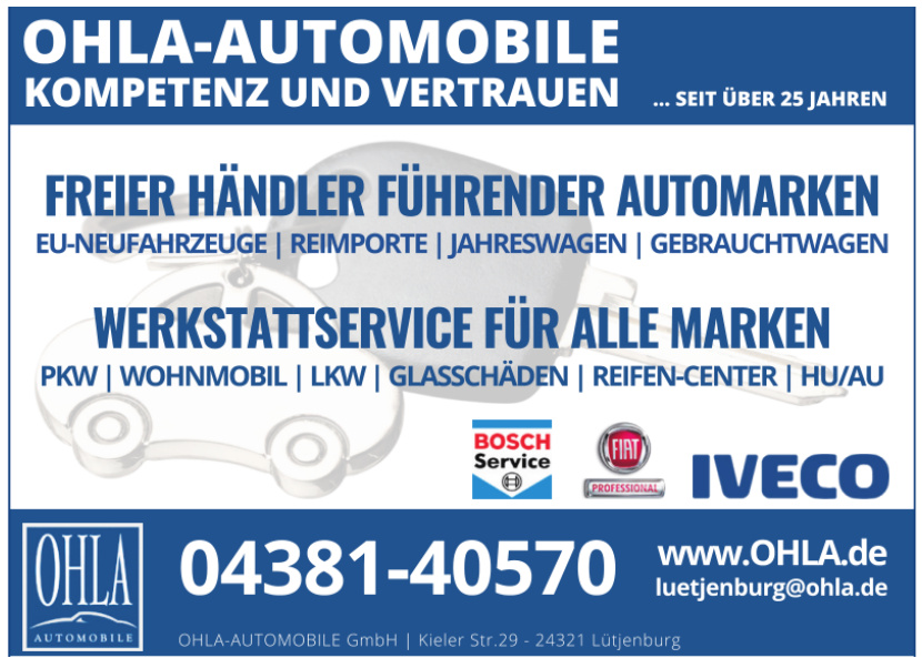 Ohla Automobile GmbH