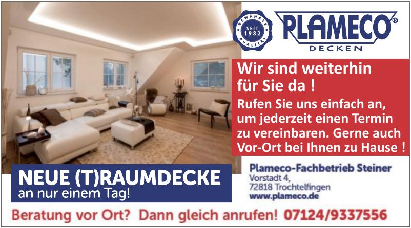 Plameco Fachbetrieb Steiner