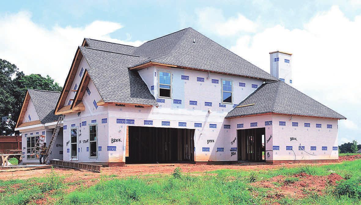 Der Bau der eigenen vier Wände kann sehr teuer werden. Foto: Pixabay.com