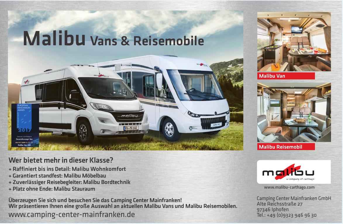 Camping Center Mainfranken GmbH