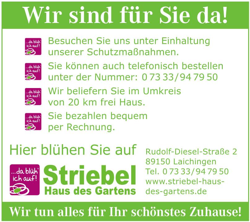 Striebel Haus des Gartens GmbH