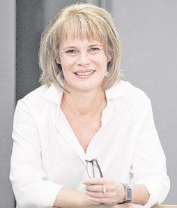 Christiane Blatt, Oberbürgermeisterin der Stadt Völklingen. Foto: Stadt Völklingen/M. Samsel