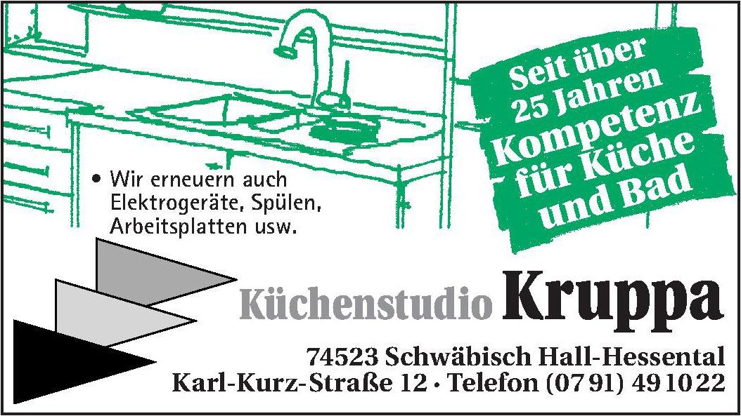 Küchenstudio Kruppa