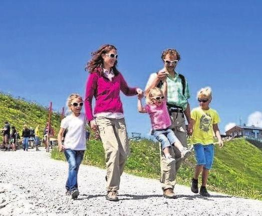 Auf unseren Seiten finden sich viele Ausflugsziele, die die ganze Familie zusammen erleben kann. Foto: Archiv