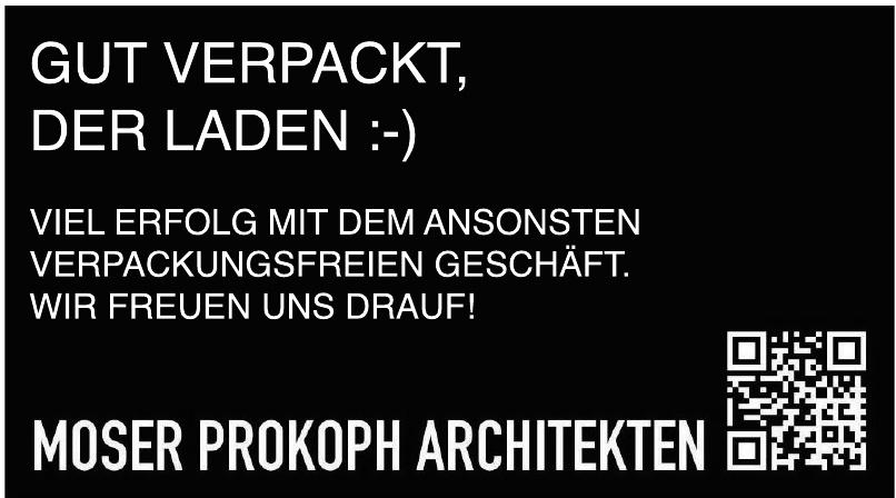Moser Prokoph Architekten