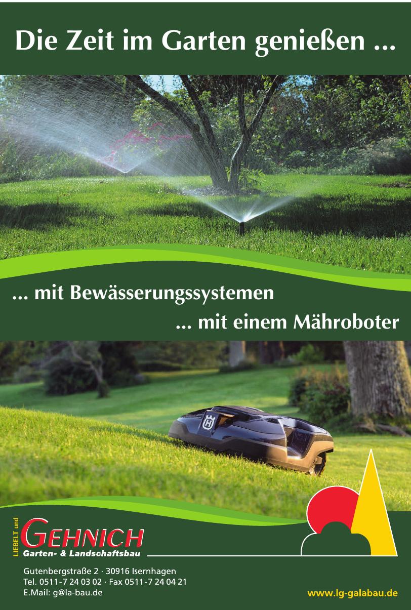 Gehnich Garten- & Landschaftsbau