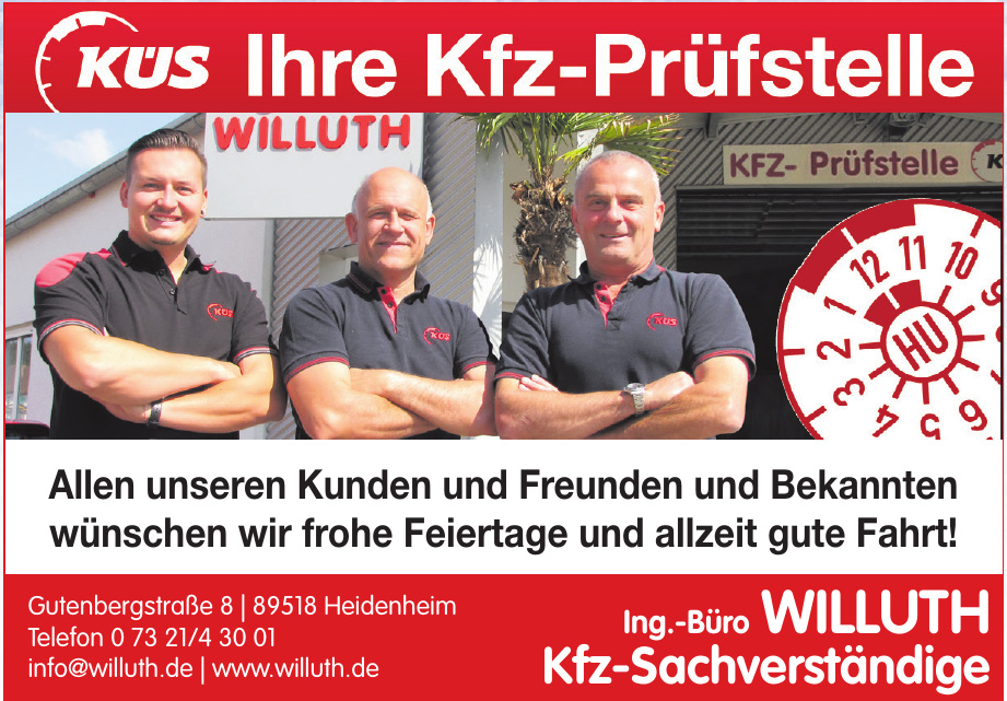 Ing.-Büro Willuth GbR