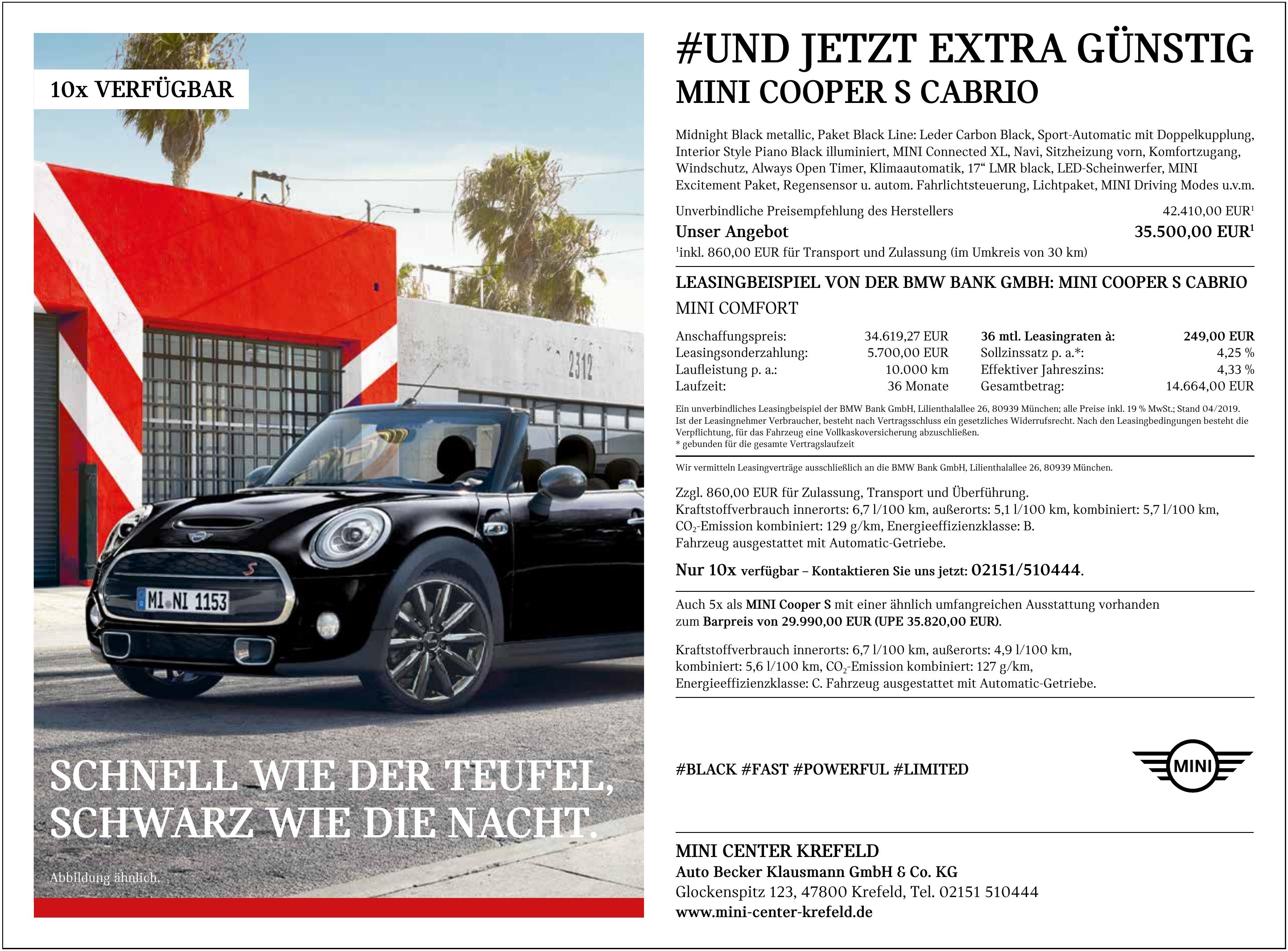 Auto Becker Klausmann GmbH & Co. KG