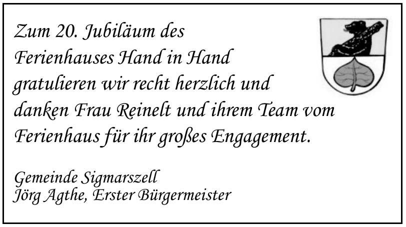 Gemeinde Sigmarszell