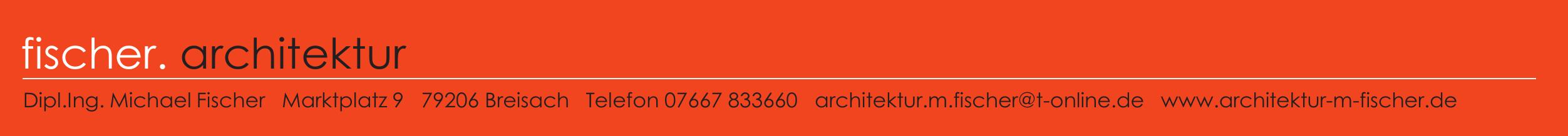 Architektur Fischer