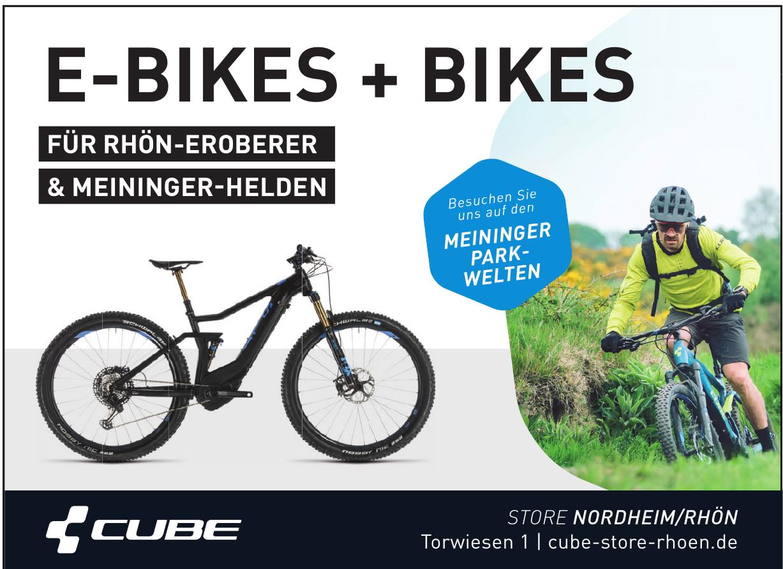 Cube store Nordheim/Rhön