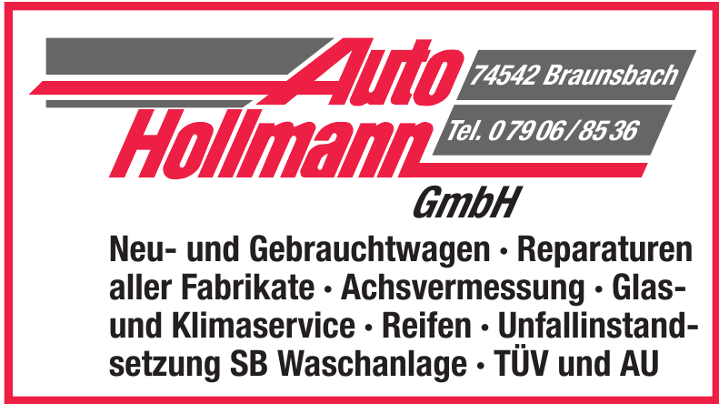 Auto Hollmann GmbH