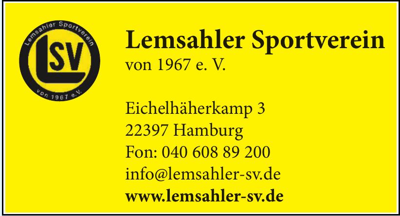 Lemsahler Sportverein von 1967 e. V.
