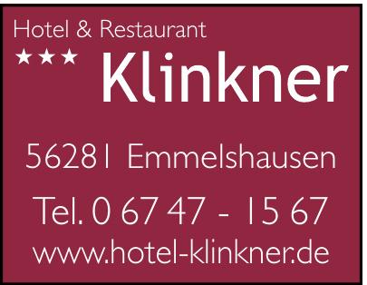 Hotel & Restaurant Klinkner