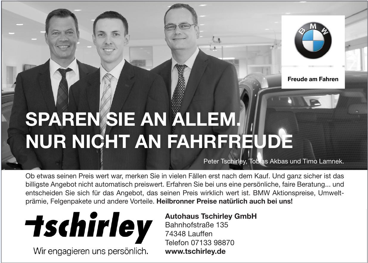 Autohaus Tschirley GmbH