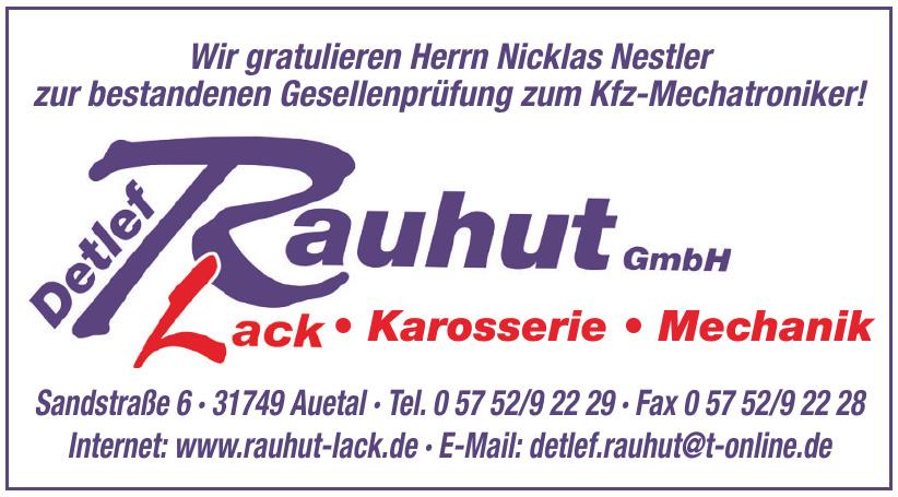 Detlef Rauhut GmbH