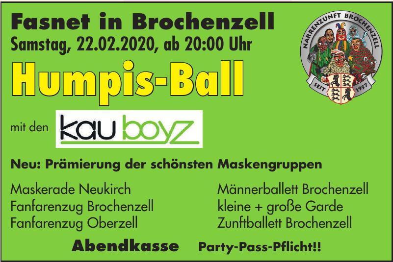 Fasnet in Brochenzell