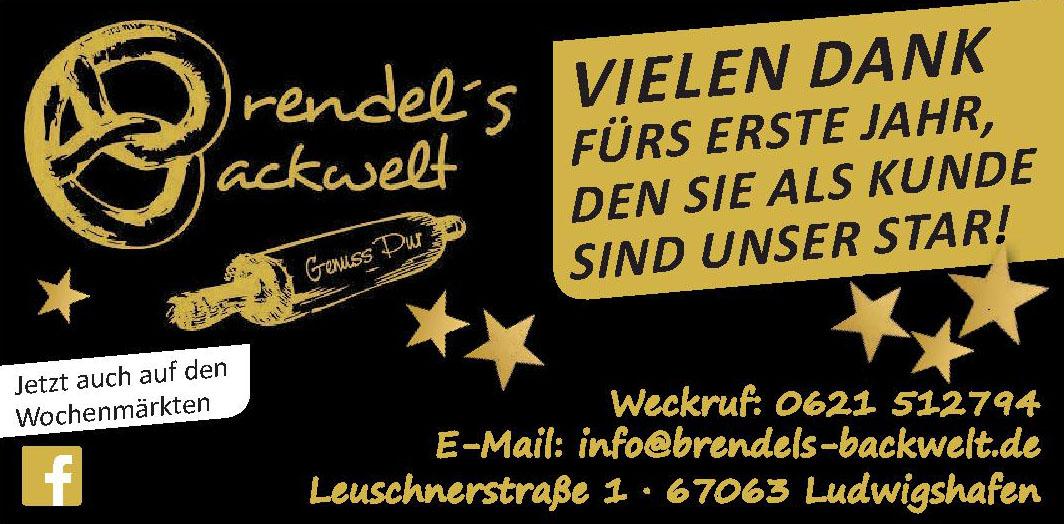 Brendel's Backwelt