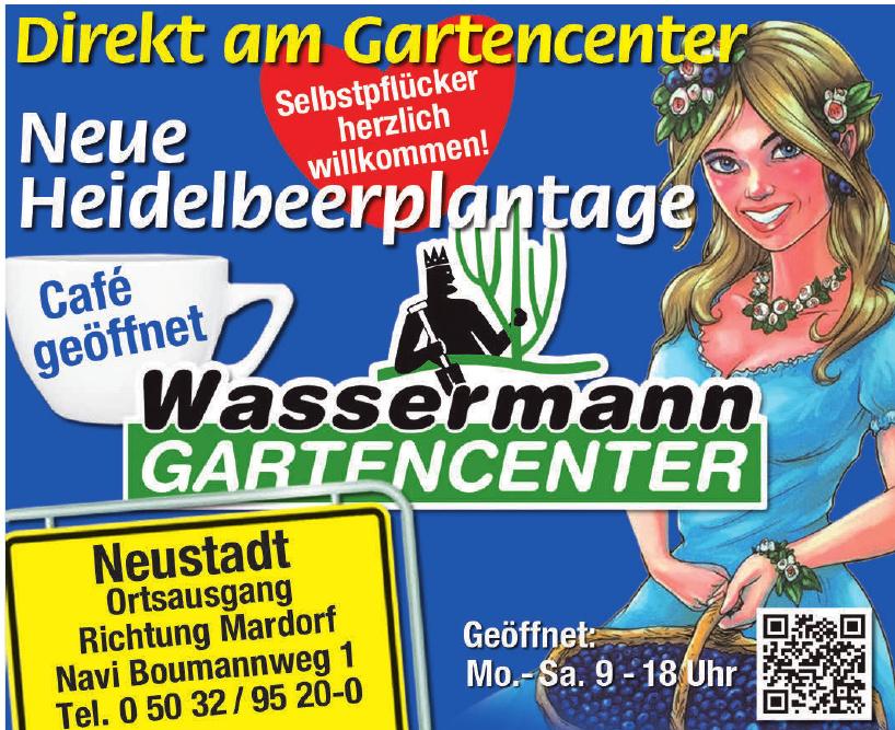 Wassermann Gartencenter