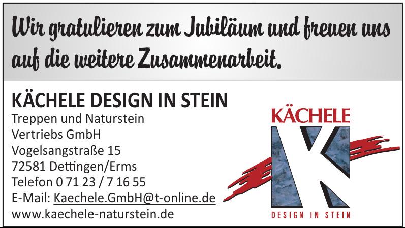 Kächele Treppen und Naturstein Vertriebs GmbH