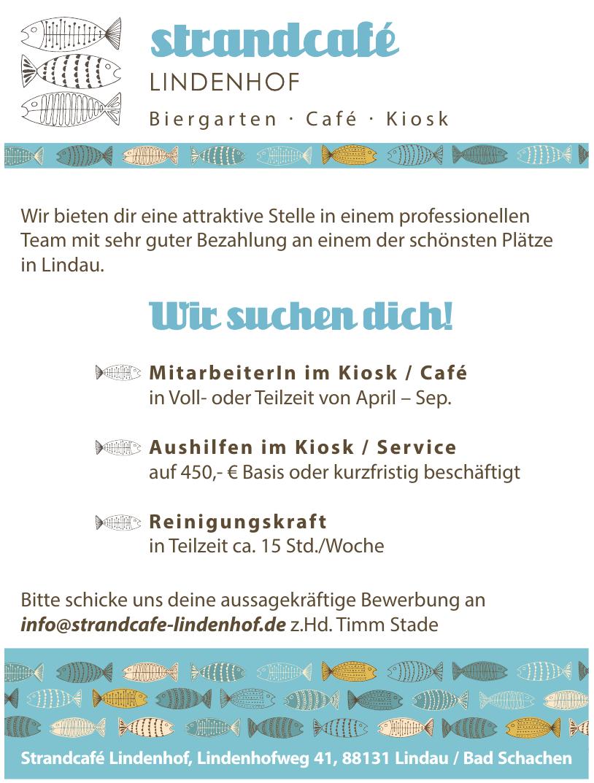 Strandcafé Lindenhof