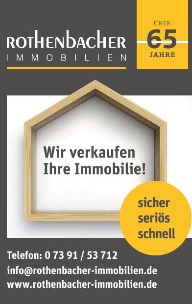 Rothenbacher Immobilien