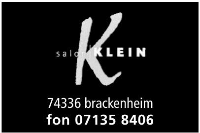 salon Klein