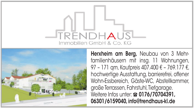 Trendhaus Immobilien GmbH & Co. KG