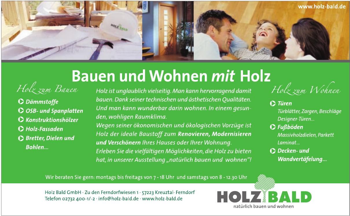 Holz Bald GmbH
