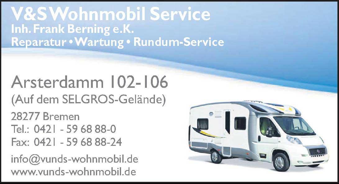 V&S Wohnmobil Service
