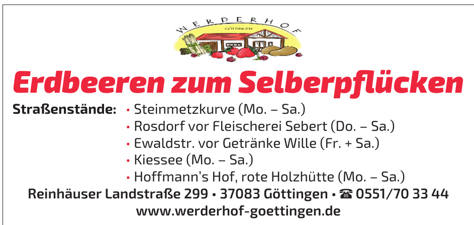 Werderhof Göttingen