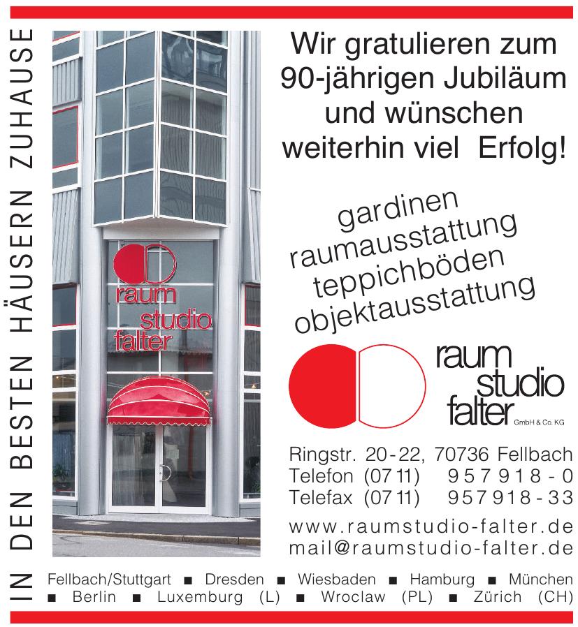 Raum Studio Falter GmbH & Co. KG