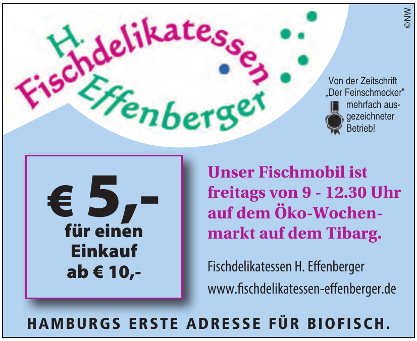 Fischdelikatessen H. Effenberger
