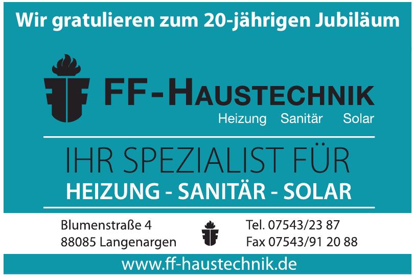 FF-Haustechnik