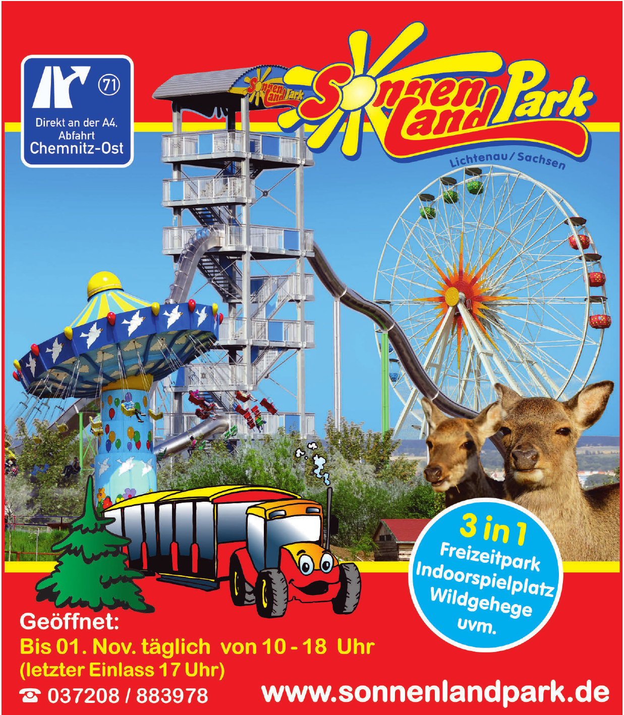 Sonnenlandpark Lichtenau