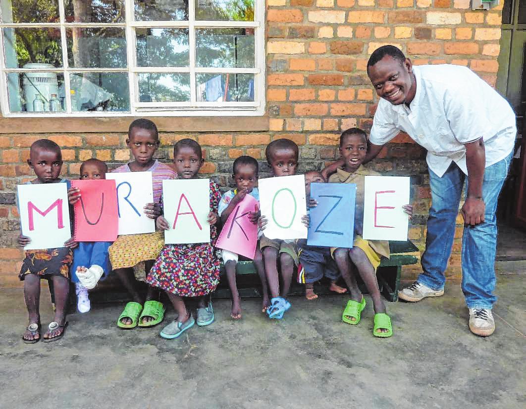 Ein Herz für Afrika