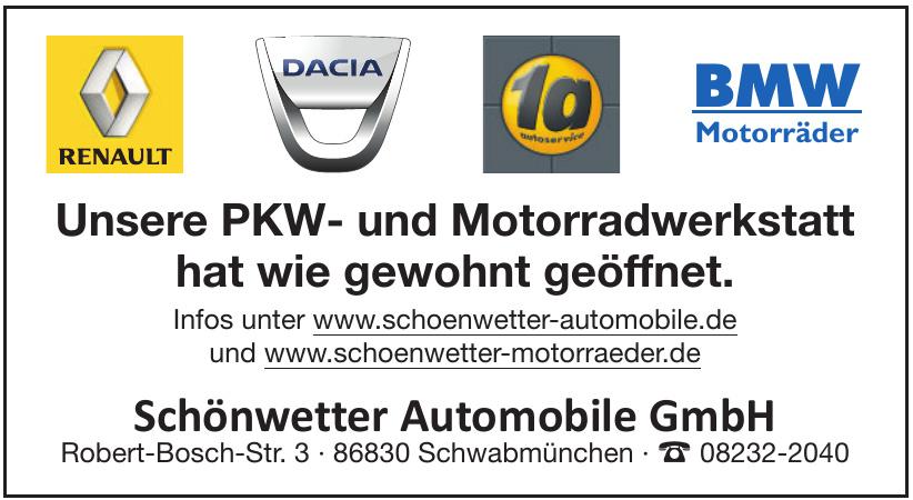 Schönwetter Automobile GmbH