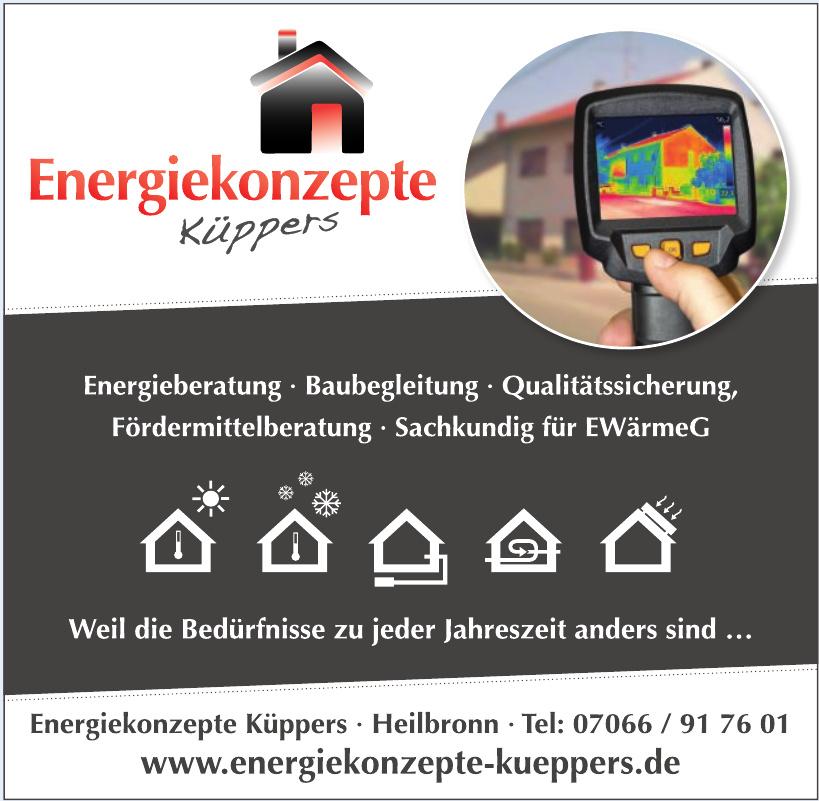 Energiekonzepte Küppers