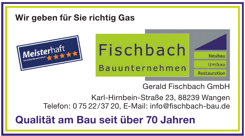 Gerald Fischbach GmbH