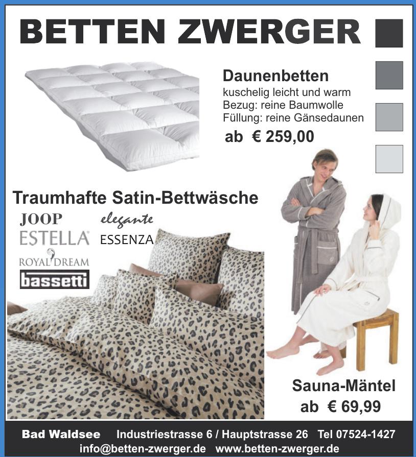 Betten Zwerger