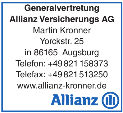 Allianz Versicherungs AG