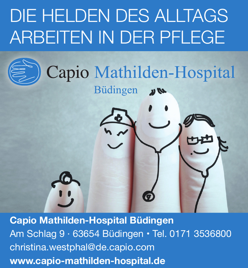 Capio Mathilden-Hospital Büdingen