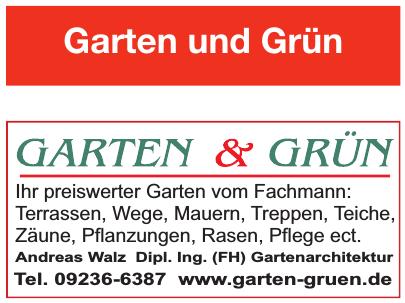 Garten & Grün